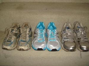 My 2011 trainers
