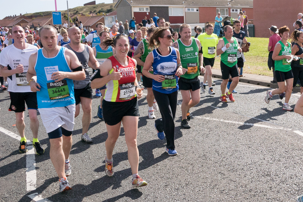 10 things I've experienced at every Great North Run
