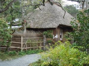 Basho's house, Japan