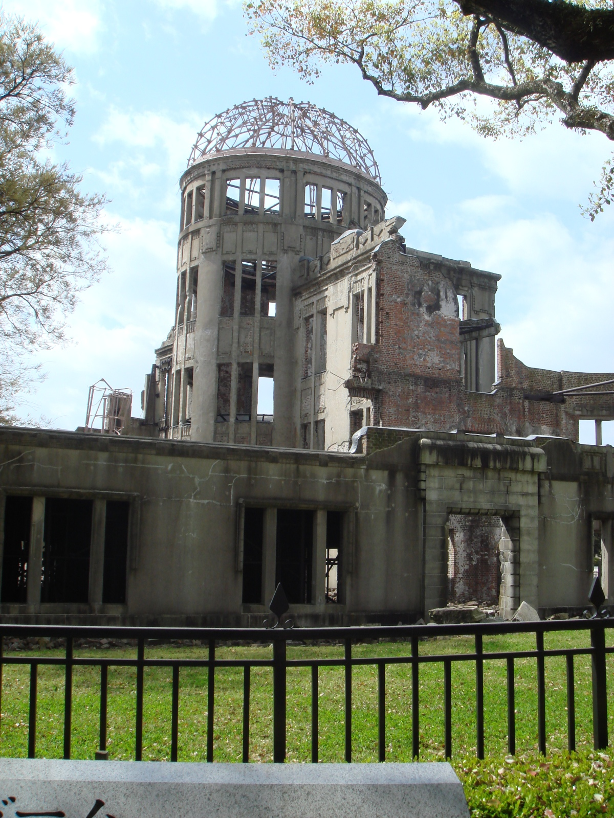 Memories of a visit to Hiroshima
