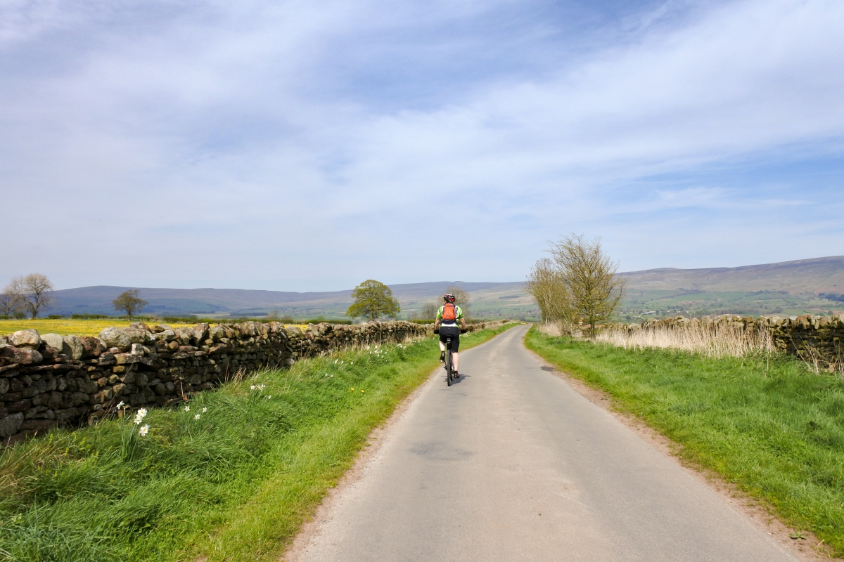 C2C Day 2 – Threlkeld to Alston